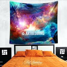 wall ideas guardians of the galaxy wall art galaxy tapestry