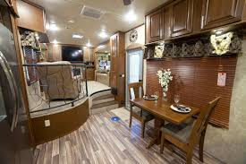 5th Wheel Camper Floor Plans by Fifth Wheel Rv With Front Living Room Living Room Ideas