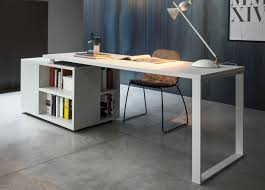 contemporary desk go with uniqueness by adding a modern home office desk to your
