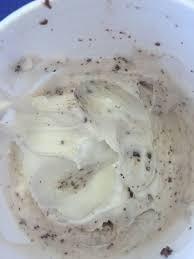 Icy Avalanche Zesto Brownie Avalanche