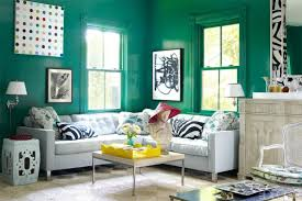 one room challenge reveal fall living colors with green furniture