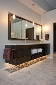 Floating Around The House  How Suspended Furniture Can Add Space - Bathroom vanity design ideas