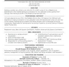 er nurse resume professional objective exles resume new graduate nursing resume exles grad er nurse job