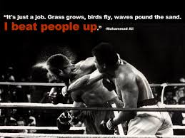 muhammad ali live by quotes
