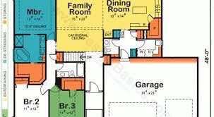 38 1 floor house plans single storey home design with floor plan