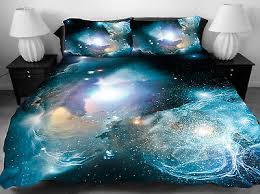 Space Single Duvet Cover 3d Posteljina Collection On Ebay