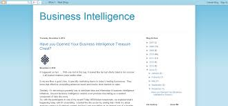 Business Intelligence Engineer Top Business Intelligence Blogs Articles And News Sites Ngdata