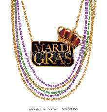 mardi gras bead necklaces mardi gras stock images royalty free images vectors