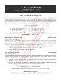 Sample Resume Mechanical Engineer by Over Cv And Resume Samples With Free Download Resume Format Resume