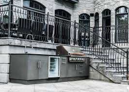 urban bonfire montreal u0027s outdoor kitchens specialists
