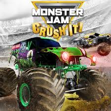 amazon com monster jam crush it ps4 digital code video games