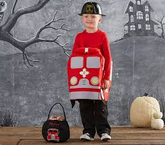 Halloween Costumes Pottery Barn Firetruck Costume Pottery Barn Kids