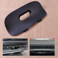 Bmw X5 E53 - aliexpress com buy citall plastic rear bumper cover flap trailer