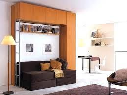 canapé escamotable armoire lit escamotable avec canape lit escamotable avec canape