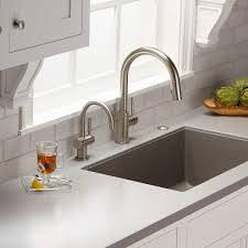 contemporary silver stainless steel grohe kitchen faucet square full size of kitchen charming silver stainless steel grohe kitchen faucet stainless steel undermount kitchen