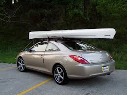 2014 Toyota Corolla Roof Rack by Bwca Canoe On Toyota Camry Safe Boundary Waters Gear Forum