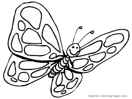free butterfly coloring pages for preschool bebo pandco
