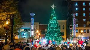 best christmas festivals in the south southern living