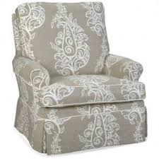 Swivel Rocking Chairs For Living Room Upholstered Swivel Living Room Chairs Foter