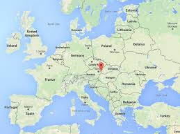 Hungary Map Europe by Slovakia Visa Requirements Traveling To And From Bratislava
