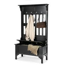 Tall Entryway Cabinet by Hall Trees On Hayneedle Hall Tree Bench