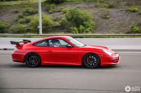 porsche gt3 red porsche 996 gt3 mkii 2 september 2016 autogespot