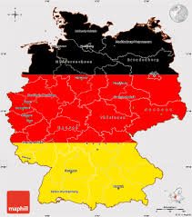 Garmisch Germany Map by Flag Simple Map Of Germany