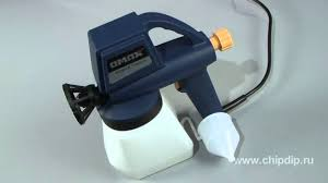 Paint Spray Gun Hire - 26002 electric paint sprayer 110w 1000ml youtube