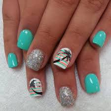 65 lovely summer nail art ideas white sea salmon and summer
