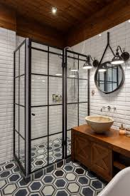 best ideas about black subway tiles pinterest tile apartment dnepropetrovsk svoya studio bathroom furniturebathroom ideashall bathroombathroomsbathroom designsglass showerstile