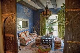 Rugs From Morocco Plaster Wall Finishes Living Room Mediterranean With Rugs From