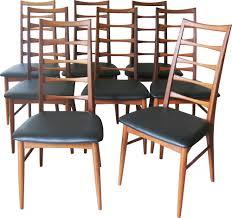 Martha Stewart 7 Piece Patio Dining Set - set of 8 koefoed hornslet dining chairs niels koefoed 1960s