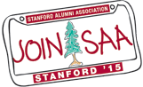 stanford alumni license plate frame membership benefits class year license plate frame and cap