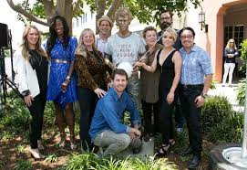 Diedrich Bader Napoleon Dynamite 10th Anniversary Cast Reunites Dedicates