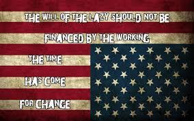Ripped American Flag Wallpaper American Flag