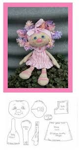 220 best pattern me this sew images on pinterest rag dolls