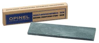 opinel 10cm sharpning stone amazon co uk kitchen u0026 home