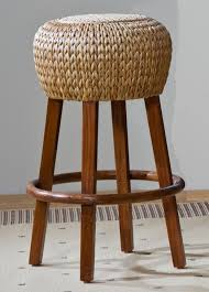 wicker rattan bar stools pretty swivel arms barrel back chair pub