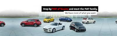 fiat of tacoma new u0026 used car dealer in tacoma wa