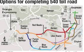 Raleigh Nc Map Appellate Court Limits Ncdot U0027s Power To Reserve Land Indefinitely