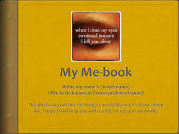 me books this easy to use powerpoint template helps you tell