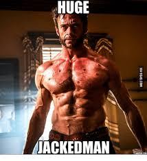 Hugh Jackman Meme - 25 best memes about hugh jackman steroids hugh jackman