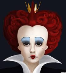queen of hearts picture by nanaris for face paintings photoshop