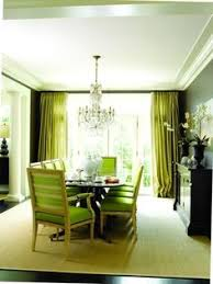 Green Dining Rooms by Beautiful Taupe Brown U0026 Green Dining Room Design With Rich