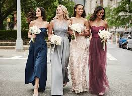 winter bridesmaid dresses the only bridesmaid dresses you need for fall and winter weddings