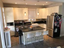 white wood kitchen cabinets gorgeous off white wood kitchen cabinets shaker full overlay island