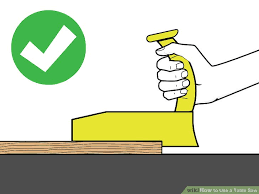 can you use a table saw as a jointer 3 ways to use a table saw wikihow