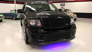 ford f150 saleen truck for sale 2007 ford saleen f150 f13013