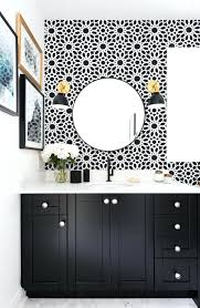 wall ideas blue bathroom wallpaper borders light blue bathroom