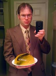 Cheap Halloween Costumes Men Dwight Shrute